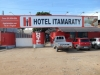 o hotel Itamarati em frente a rodoviária de boa vista capital de Roraima.
